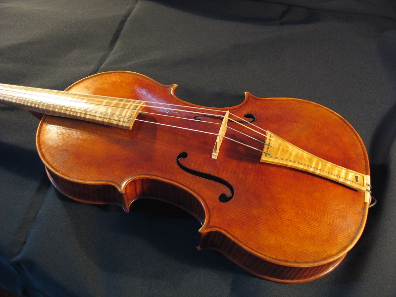 Brother Amati Baroque Viola c.1620 (copy)